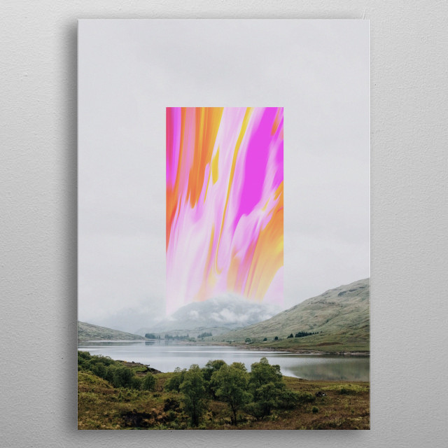 Fascinating  metal poster designed with love by tokoumil. Decorate your space with this design & find daily inspiration in it. metal poster