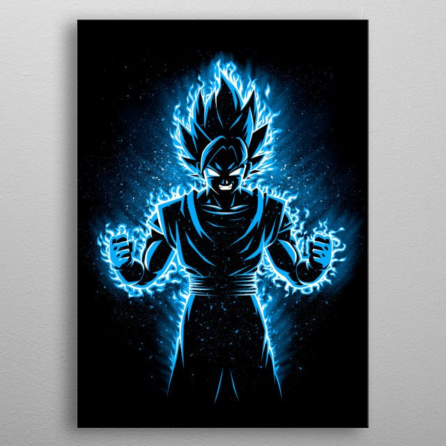 High-quality metal print from amazing Battle Fire collection will bring unique style to your space and will show off your personality. metal poster