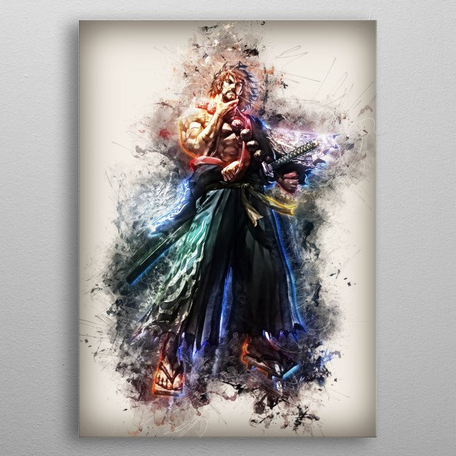High-quality metal wall art meticulously designed by puck4001 would bring extraordinary style to your room. Hang it & enjoy. metal poster