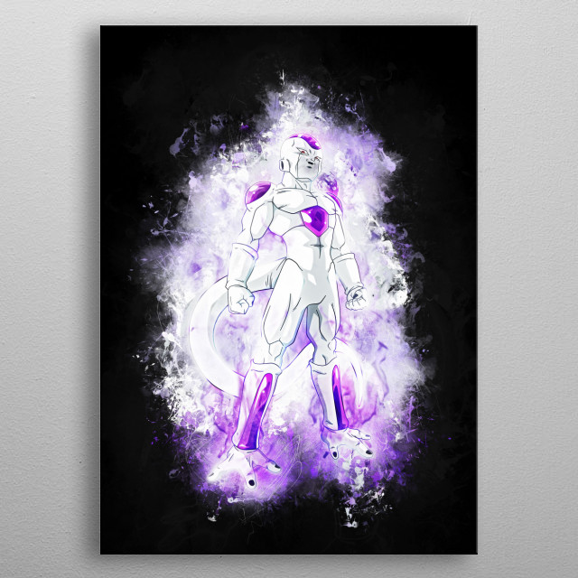 High-quality metal print from amazing Rapture collection will bring unique style to your space and will show off your personality. metal poster