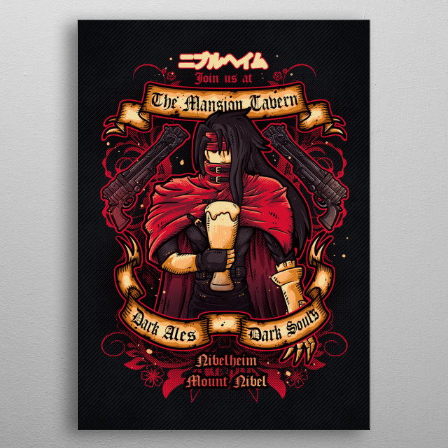 High-quality metal print from amazing Pub Flyers collection will bring unique style to your space and will show off your personality. metal poster
