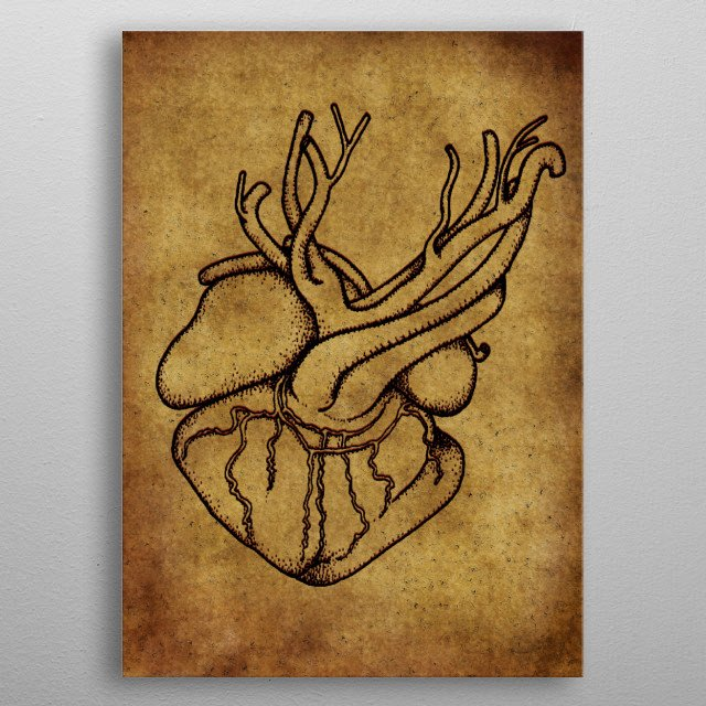 High-quality metal wall art meticulously designed by renee would bring extraordinary style to your room. Hang it & enjoy. metal poster