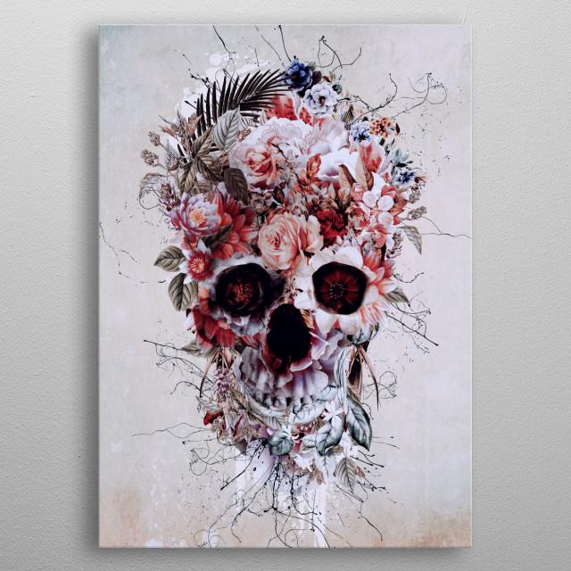 Digital Art. metal poster