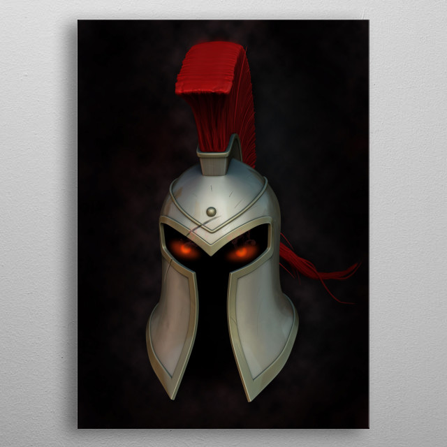 High-quality metal print from amazing League Of Legends collection will bring unique style to your space and will show off your personality. metal poster