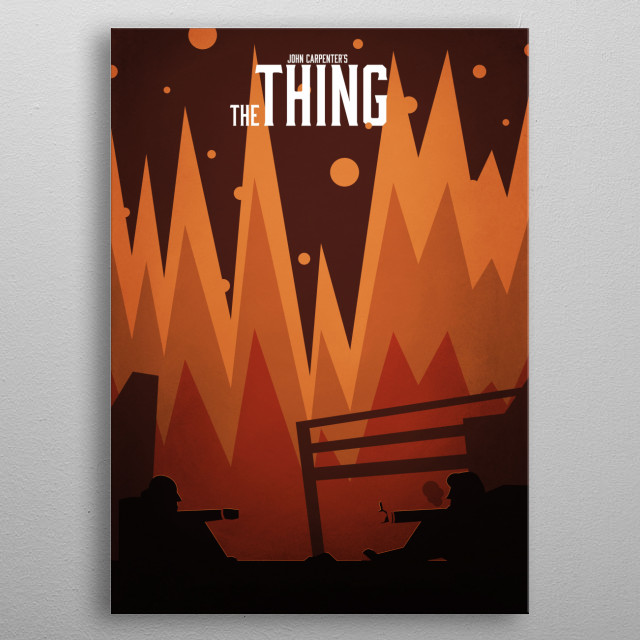 This marvelous metal poster designed by solemncultist to add authenticity to your place. Display your passion to the whole world. metal poster