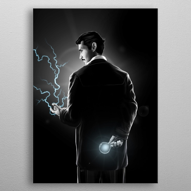 High-quality metal print from amazing Shades Of Grey Ish collection will bring unique style to your space and will show off your personality. metal poster