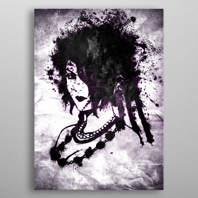 High-quality metal print from amazing Final Fantasy collection will bring unique style to your space and will show off your personality. metal poster