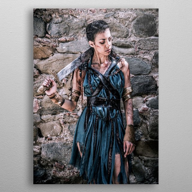 High-quality metal wall art meticulously designed by tmilovich would bring extraordinary style to your room. Hang it & enjoy. metal poster