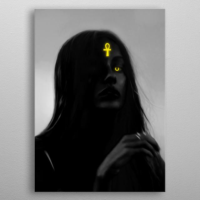 Egy metal poster