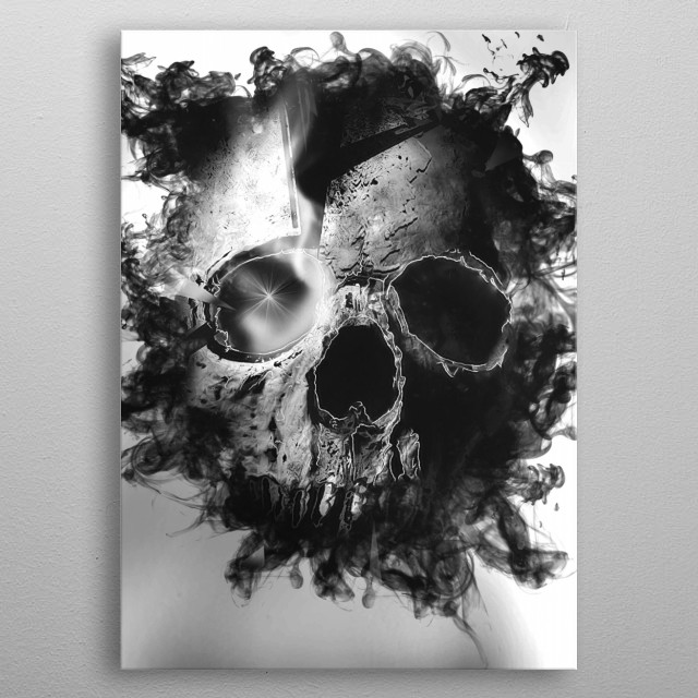 High-quality metal wall art meticulously designed by anthonyz6 would bring extraordinary style to your room. Hang it & enjoy. metal poster