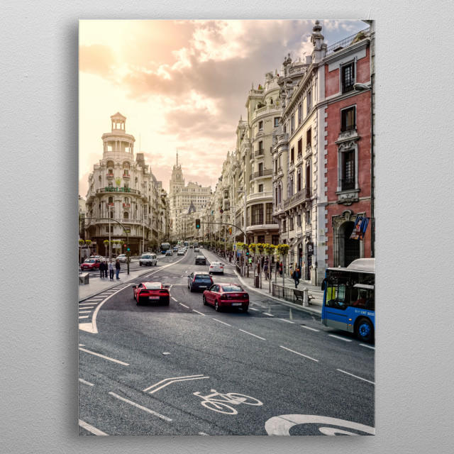Fascinating  metal poster designed with love by becker. Decorate your space with this design & find daily inspiration in it. metal poster