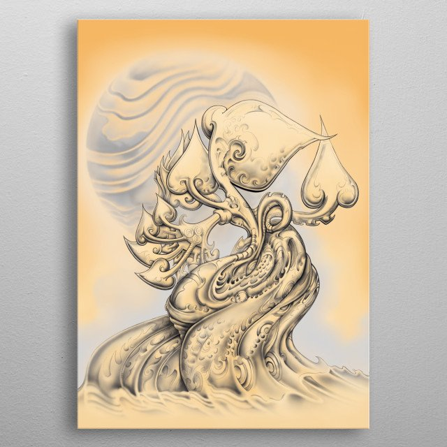 This marvelous metal poster designed by paintcave to add authenticity to your place. Display your passion to the whole world. metal poster