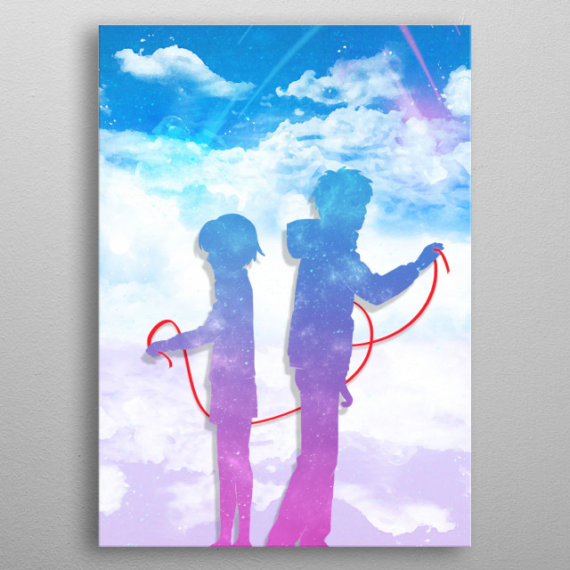 High-quality metal wall art meticulously designed by mmprod would bring extraordinary style to your room. Hang it & enjoy. metal poster