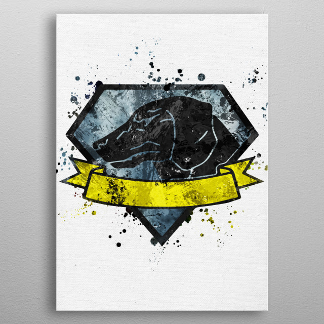 We'll make diamonds from their ashes. metal poster