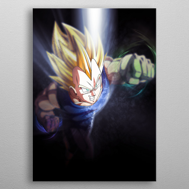This marvelous metal poster designed by asardinha21 to add authenticity to your place. Display your passion to the whole world. metal poster