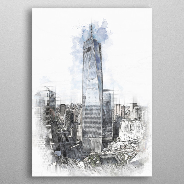 This marvelous metal poster designed by juyodesign to add authenticity to your place. Display your passion to the whole world. metal poster