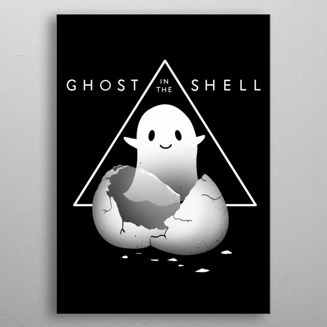 High-quality metal print from amazing Pop Culture Mash Ups collection will bring unique style to your space and will show off your personality. metal poster