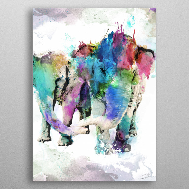 This marvelous metal poster designed by swav to add authenticity to your place. Display your passion to the whole world. metal poster
