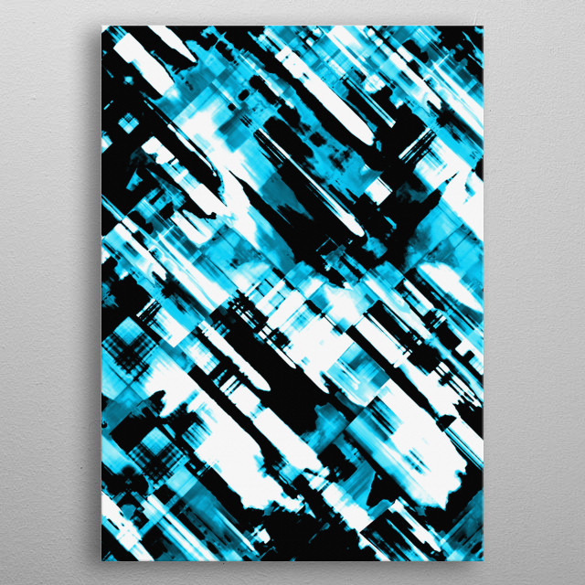 High-quality metal print from amazing Digital Art collection will bring unique style to your space and will show off your personality. metal poster