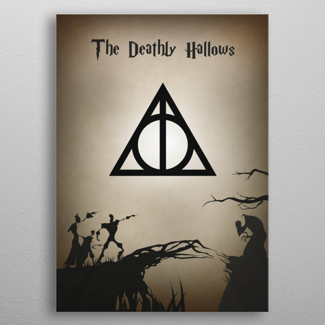 Fascinating metal poster designed by Mauricio Somoza. Displate has a unique signature and hologram on the back to add authenticity to each design. metal poster
