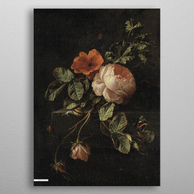 Fascinating  metal poster designed with love by Fine Art. Decorate your space with this design & find daily inspiration in it. metal poster