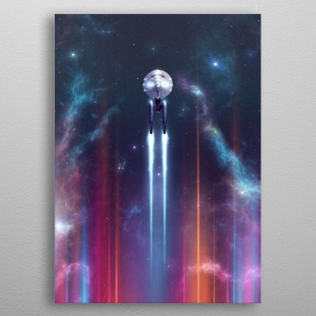 Beyond metal poster