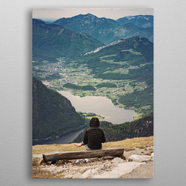 High-quality metal print from amazing Outside In Nature collection will bring unique style to your space and will show off your personality. metal poster