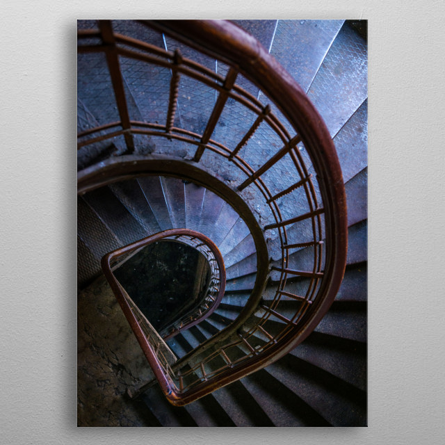 Fascinating metal poster designed by Jaroslaw Blaminsky. Displate has a unique signature and hologram on the back to add authenticity to each design. metal poster
