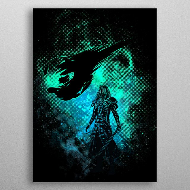 Son of jenova metal poster