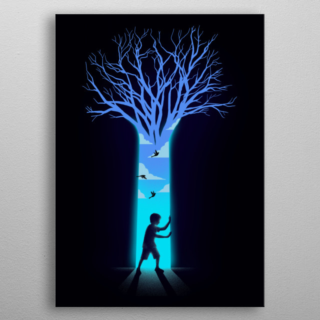 Fascinating  metal poster designed with love by carbine. Decorate your space with this design & find daily inspiration in it. metal poster