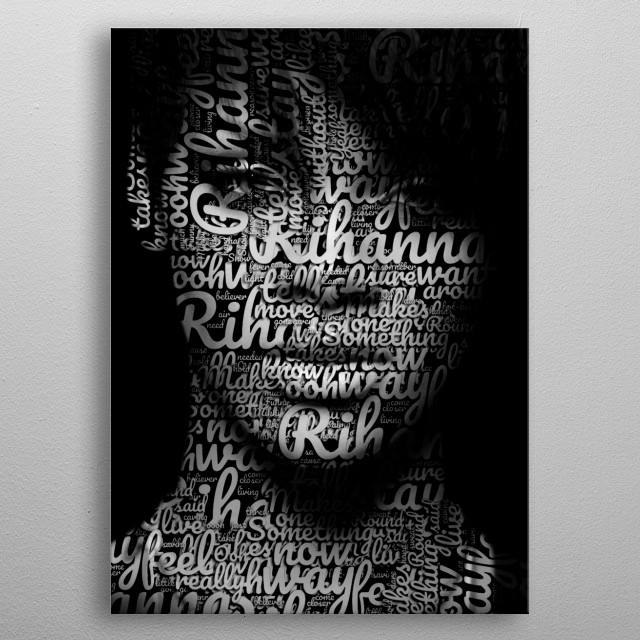 High-quality metal wall art meticulously designed by jsalex17 would bring extraordinary style to your room. Hang it & enjoy. metal poster