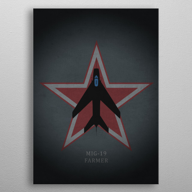 High-quality metal print from amazing Weapons Of War collection will bring unique style to your space and will show off your personality. metal poster