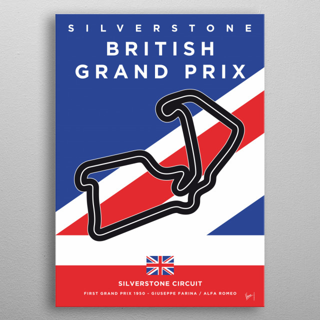 Awesome Minimalist Formula One Posters by chungkong.nl This stunning collection of minimalist Formula 1 posters is the work of Chungkong, a talented artist based out of Amsterdam who has fast become a favorite with fans of international motorsport. Chungkong collection is currently lists 21 Formula 1 posters for sale covering every race on the 2017 calendar. metal poster