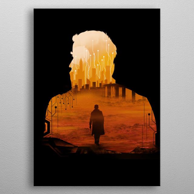 2049 metal poster