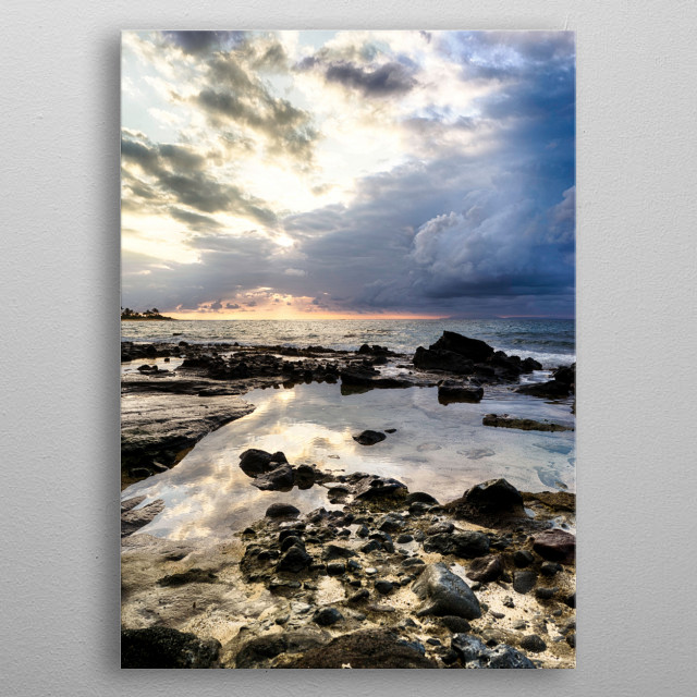 This marvelous metal poster designed by banaszlo to add authenticity to your place. Display your passion to the whole world. metal poster