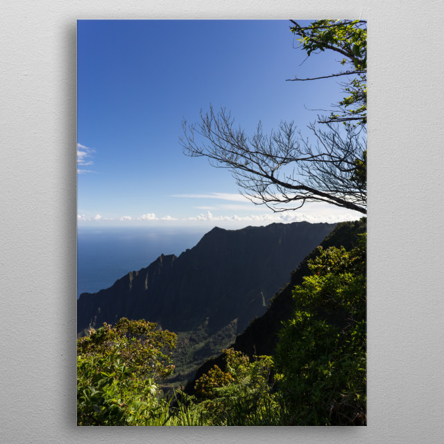 High-quality metal print from amazing Hawaiian Soul collection will bring unique style to your space and will show off your personality. metal poster