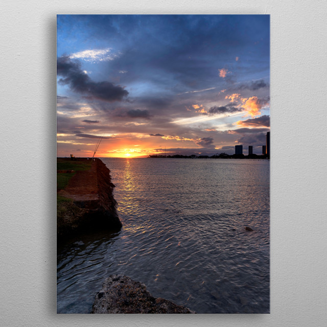 Fascinating  metal poster designed with love by banaszlo. Decorate your space with this design & find daily inspiration in it. metal poster