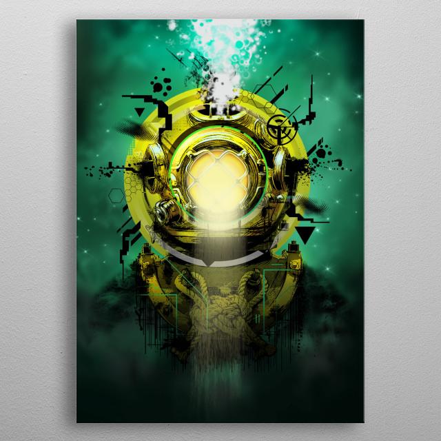 DEEP metal poster