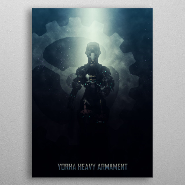 This marvelous metal poster designed by t839515 to add authenticity to your place. Display your passion to the whole world. metal poster