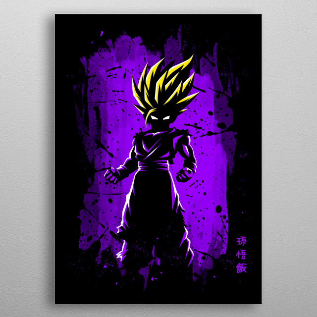 This marvelous metal poster designed by albertocubatas to add authenticity to your place. Display your passion to the whole world. metal poster