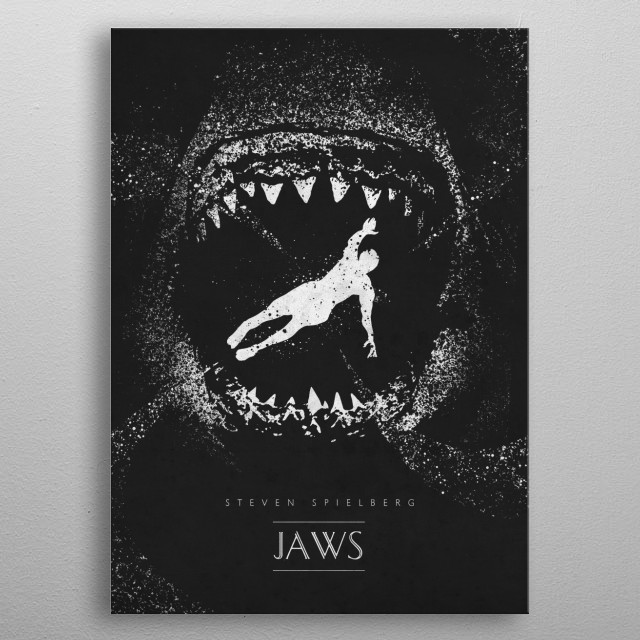 High-quality metal print from amazing Classic Movie Posters collection will bring unique style to your space and will show off your personality. metal poster