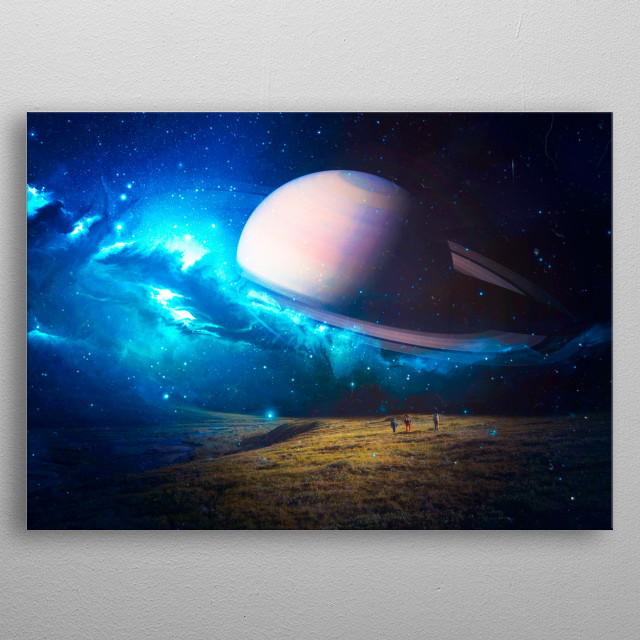 This marvelous metal poster designed by thggarcia to add authenticity to your place. Display your passion to the whole world. metal poster