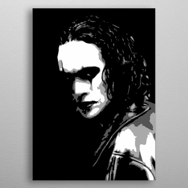 by #Beegeedoubleyou metal poster