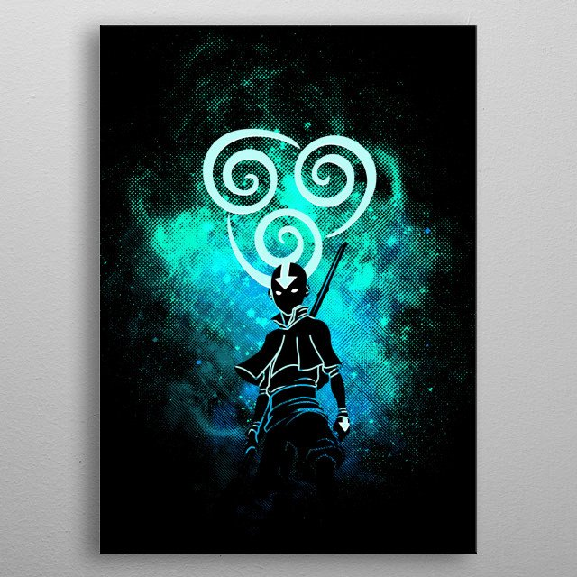 Avatar 2 Poster: Metal Posters - Displate