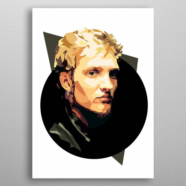 Layne Staley - Alice in Chains metal poster