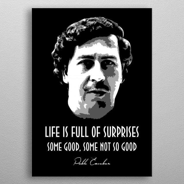 Pablo Escobar V2.0 By BGW Beegeedoubleyou