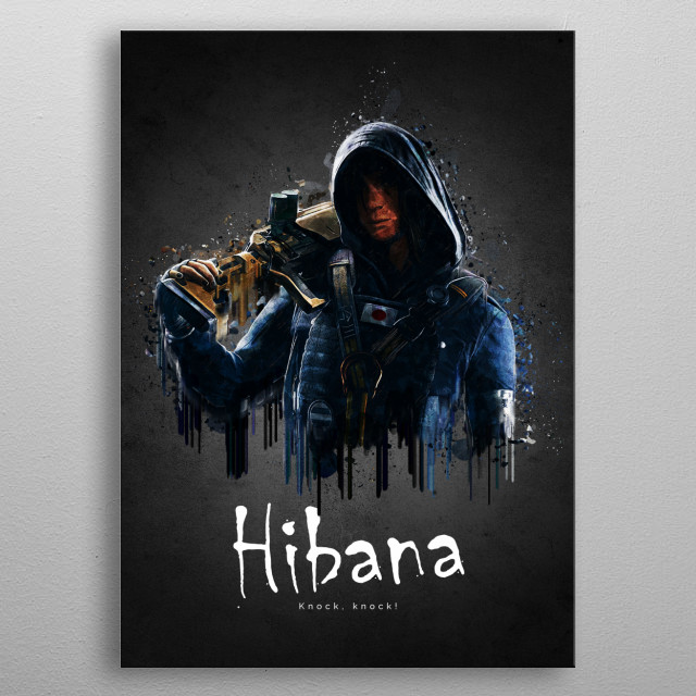 High-quality metal wall art meticulously designed by TraX1m would bring extraordinary style to your room. Hang it & enjoy. metal poster