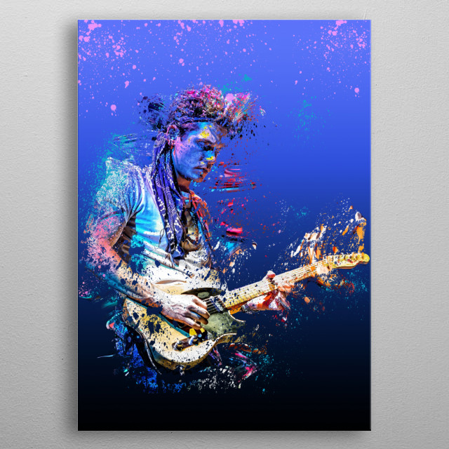 Fascinating metal poster designed by Hay Rouleaux. Displate has a unique signature and hologram on the back to add authenticity to each design. metal poster