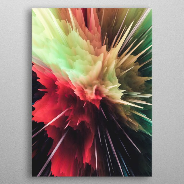 Fascinating  metal poster designed with love by thatsaniceposter. Decorate your space with this design & find daily inspiration in it. metal poster