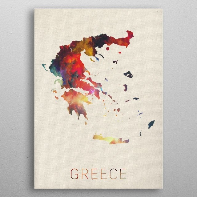 This marvelous metal poster designed by designturnpike to add authenticity to your place. Display your passion to the whole world. metal poster